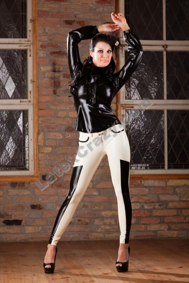 Latex Leggings im Latexshop
