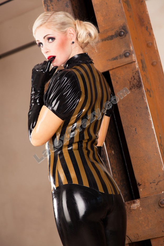 Latex Catsuit Miss Sophie 18