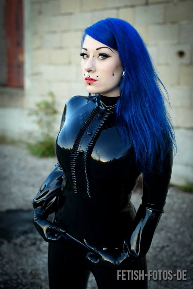 Bjbioszka Tschernobilly in Latexcrazy Latex 7