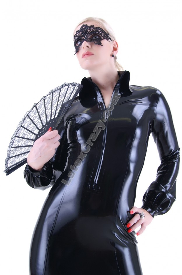 Latexkleid Mistress aus Radical Rubber